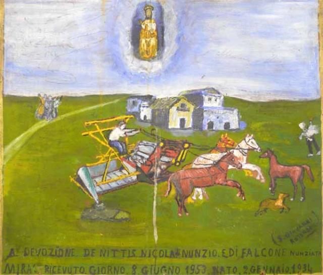 196 – SANTUARIO DI SAN MATTEO DEI FRATI MINORI SUL GARGANO