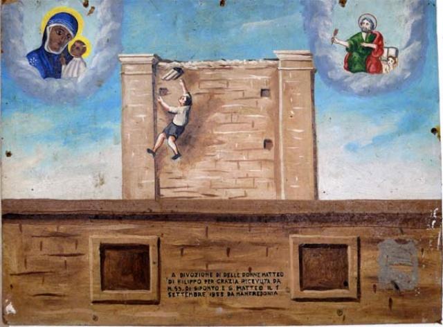 199 – SANTUARIO DI SAN MATTEO DEI FRATI MINORI SUL GARGANO