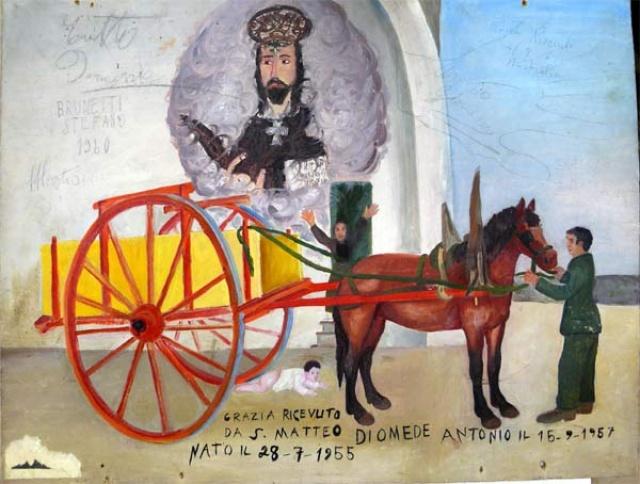 241 – SANTUARIO DI SAN MATTEO DEI FRATI MINORI SUL GARGANO