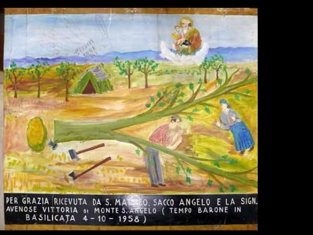 204 – SANTUARIO DI SAN MATTEO DEI FRATI MINORI SUL GARGANO