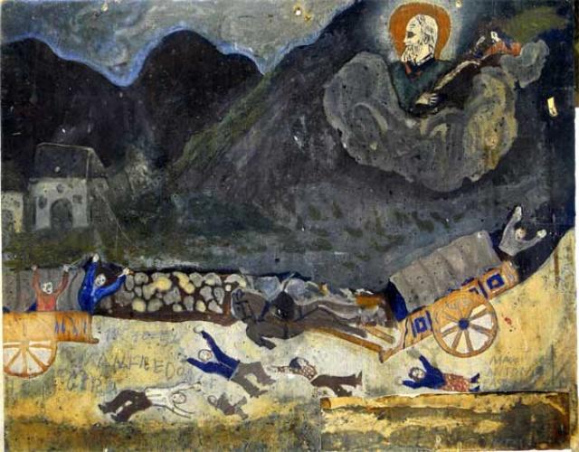 207 – SANTUARIO DI SAN MATTEO DEI FRATI MINORI SUL GARGANO