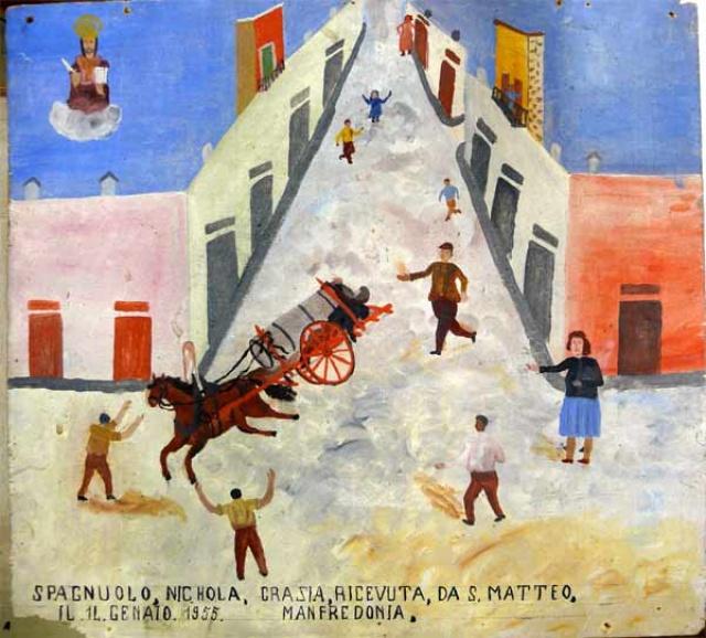 219 – SANTUARIO DI SAN MATTEO DEI FRATI MINORI SUL GARGANO