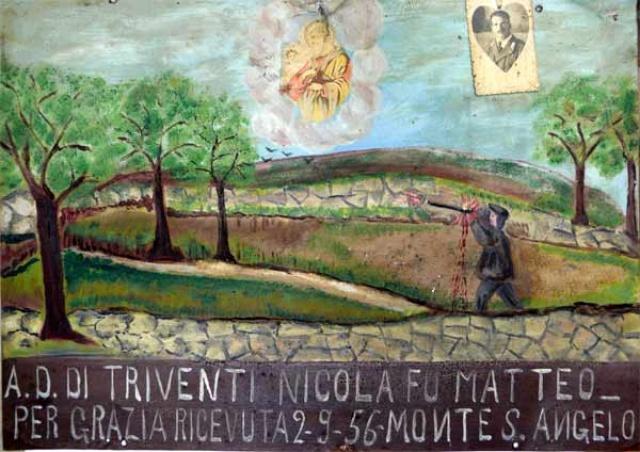 235 – SANTUARIO DI SAN MATTEO DEI FRATI MINORI SUL GARGANO