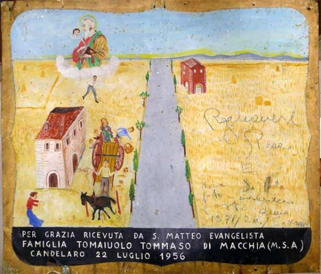 236 – SANTUARIO DI SAN MATTEO DEI FRATI MINORI SUL GARGANO