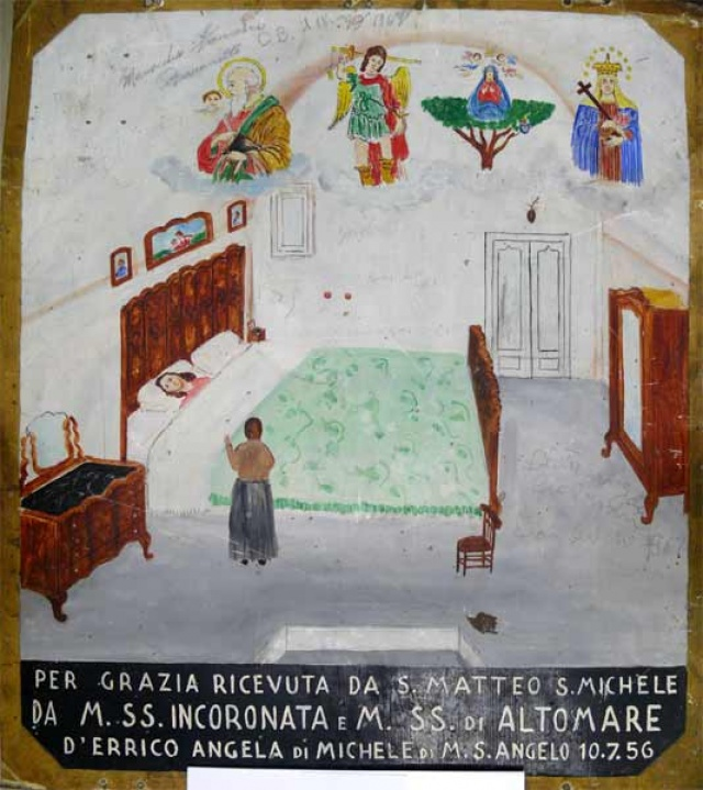 237 – SANTUARIO DI SAN MATTEO DEI FRATI MINORI SUL GARGANO