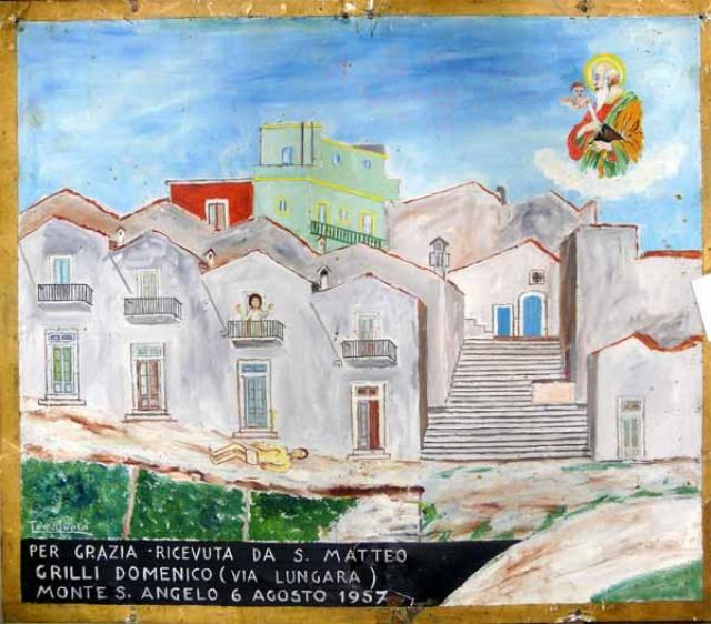 243 – SANTUARIO DI SAN MATTEO DEI FRATI MINORI SUL GARGANO