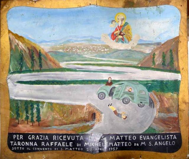 245 – SANTUARIO DI SAN MATTEO DEI FRATI MINORI SUL GARGANO