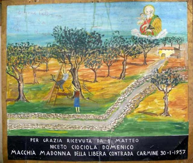 247 – SANTUARIO DI SAN MATTEO DEI FRATI MINORI SUL GARGANO