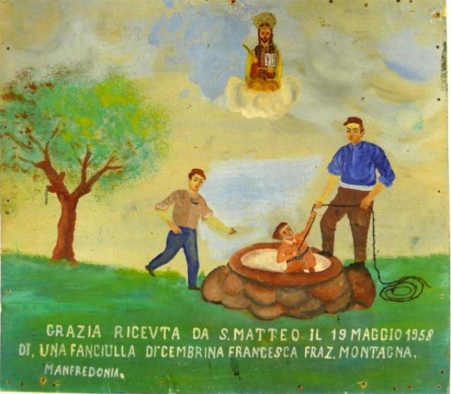 251 – SANTUARIO DI SAN MATTEO DEI FRATI MINORI SUL GARGANO