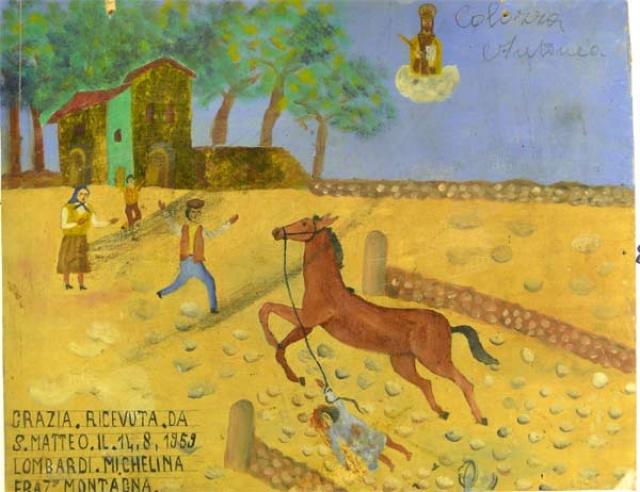 257 – SANTUARIO DI SAN MATTEO DEI FRATI MINORI SUL GARGANO