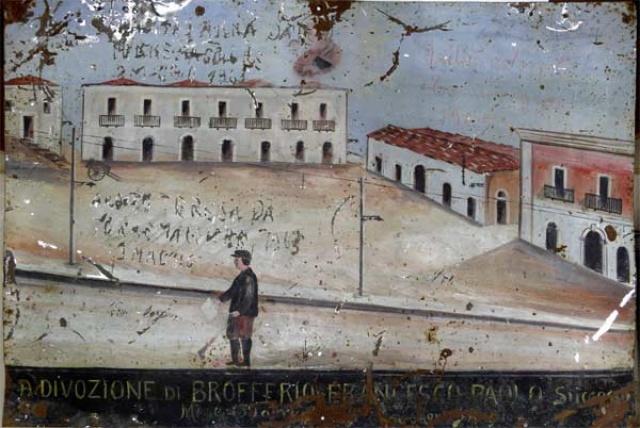 258 – SANTUARIO DI SAN MATTEO DEI FRATI MINORI SUL GARGANO