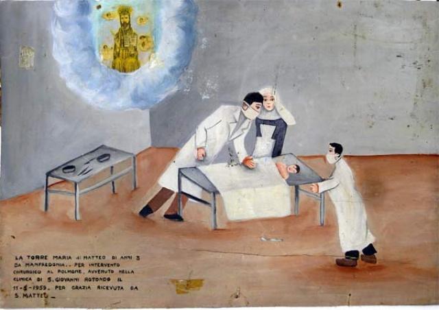 259 – SANTUARIO DI SAN MATTEO DEI FRATI MINORI SUL GARGANO