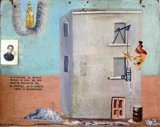262 – SANTUARIO DI SAN MATTEO DEI FRATI MINORI SUL GARGANO