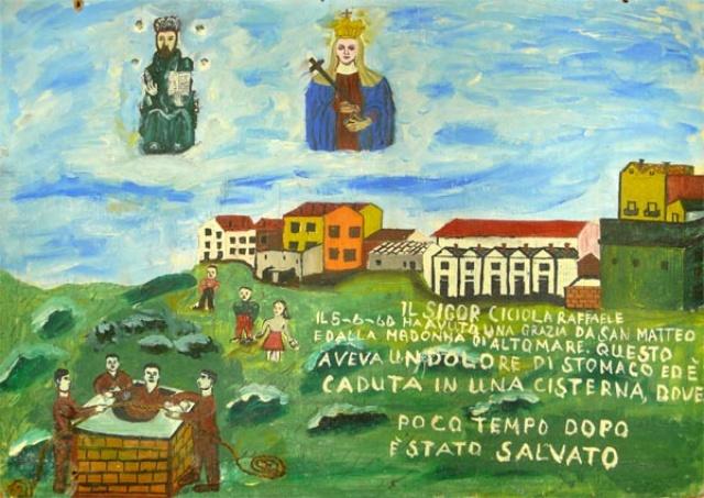 268 – SANTUARIO DI SAN MATTEO DEI FRATI MINORI SUL GARGANO