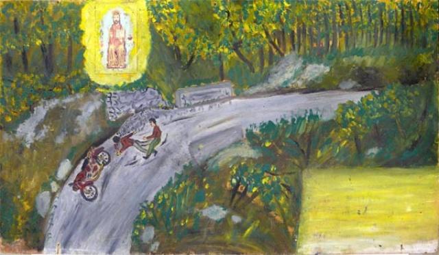 269 – SANTUARIO DI SAN MATTEO DEI FRATI MINORI SUL GARGANO