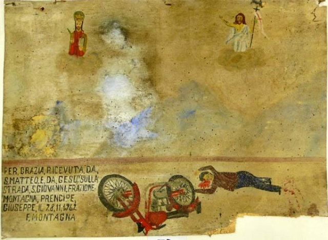281 –  SANTUARIO DI SAN MATTEO DEI FRATI MINORI SUL GARGANO