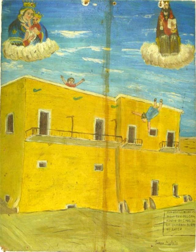 294 – SANTUARIO DI SAN MATTEO DEI FRATI MINORI SUL GARGANO
