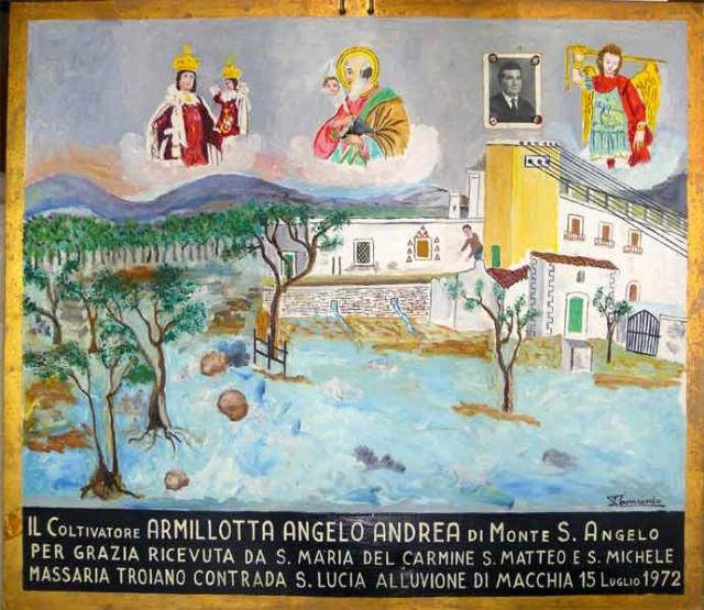 302 – SANTUARIO DI SAN MATTEO DEI FRATI MINORI SUL GARGANO