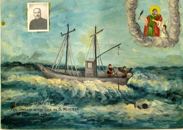313 – SANTUARIO DI SAN MATTEO DEI FRATI MINORI SUL GARGANO