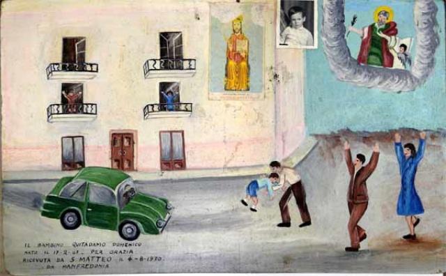 314 – SANTUARIO DI SAN MATTEO DEI FRATI MINORI SUL GARGANO