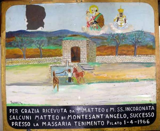331 – SANTUARIO DI SAN MATTEO DEI FRATI MINORI SUL GARGANO