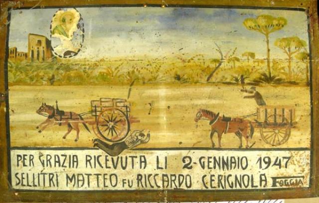 336 – SANTUARIO DI SAN MATTEO DEI FRATI MINORI SUL GARGANO