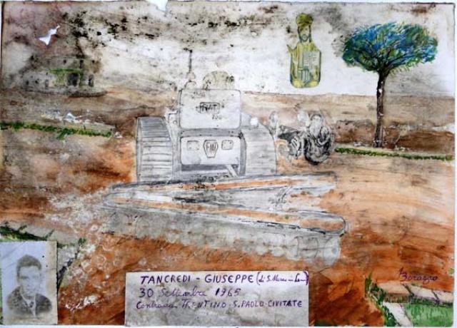 341 – SANTUARIO DI SAN MATTEO DEI FRATI MINORI SUL GARGANO