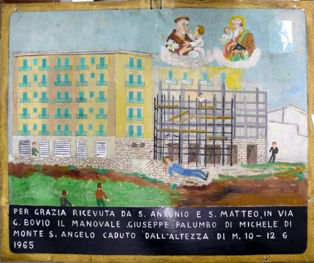 348 – SANTUARIO DI SAN MATTEO DEI FRATI MINORI SUL GARGANO