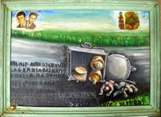 349 – SANTUARIO DI SAN MATTEO DEI FRATI MINORI SUL GARGANO