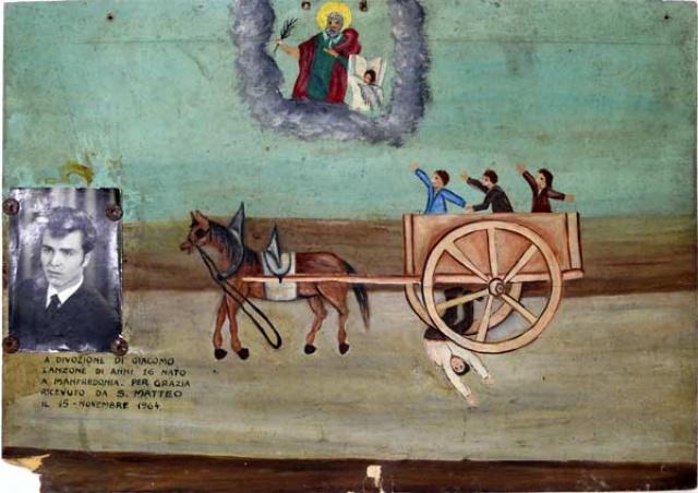 351 – SANTUARIO DI SAN MATTEO DEI FRATI MINORI SUL GARGANO