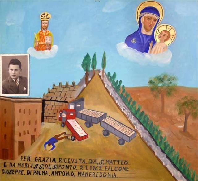 359 –  SANTUARIO DI SAN MATTEO DEI FRATI MINORI SUL GARGANO