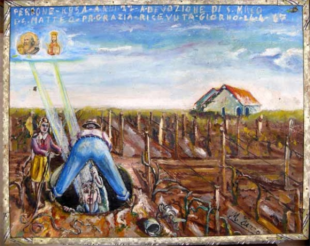 363 –  SANTUARIO DI SAN MATTEO DEI FRATI MINORI SUL GARGANO