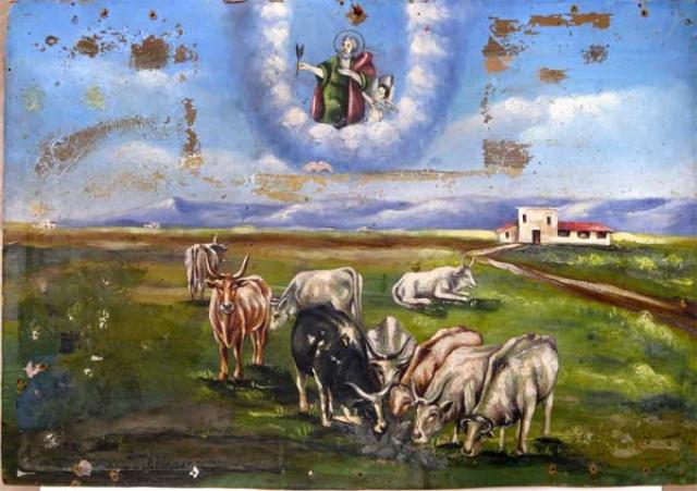 368 – SANTUARIO DI SAN MATTEO DEI FRATI MINORI SUL GARGANO