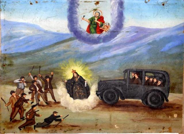 394 – SANTUARIO DI SAN MATTEO DEI FRATI MINORI SUL GARGANO