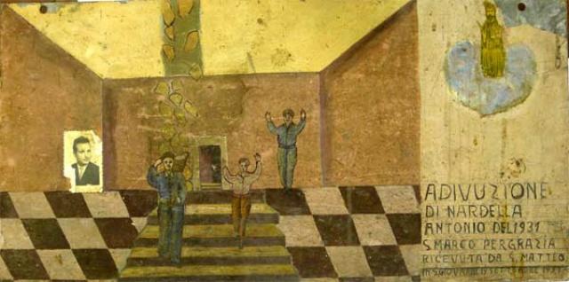 395 –  SANTUARIO DI SAN MATTEO DEI FRATI MINORI SUL GARGANO