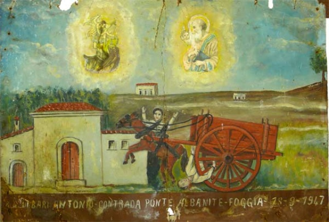 396 –  SANTUARIO DI SAN MATTEO DEI FRATI MINORI SUL GARGANO