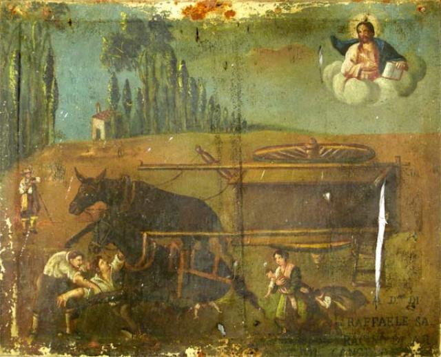 406 – SANTUARIO DI SAN MATTEO DEI FRATI MINORI SUL GARGANO
