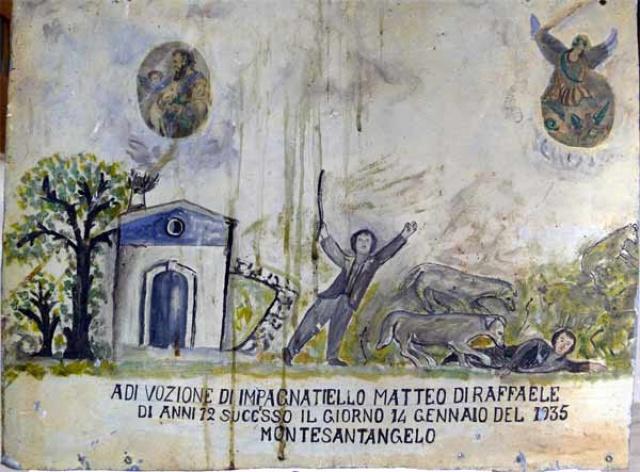 41 – SANTUARIO DI SAN MATTEO SUL GARGANO