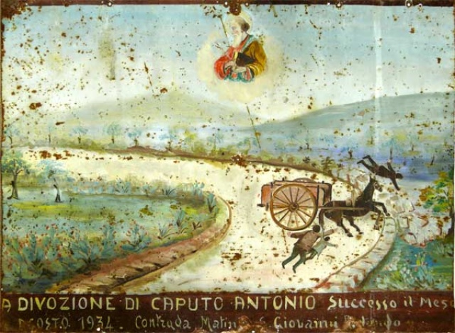 410 – SANTUARIO DI SAN MATTEO DEI FRATI MINORI SUL GARGANO