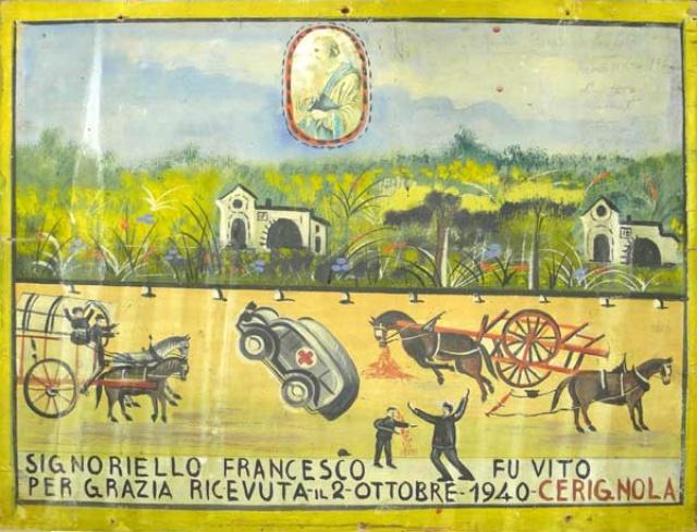 415 – SANTUARIO DI SAN MATTEO DEI FRATI MINORI SUL GARGANO