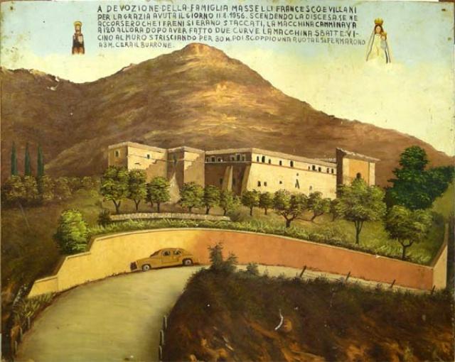 423 – SANTUARIO DI SAN MATTEO DEI FRATI MINORI SUL GARGANO