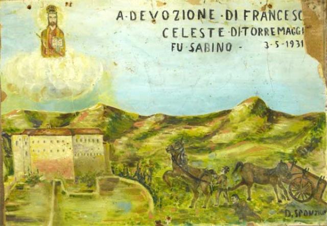 425 – SANTUARIO DI SAN MATTEO DEI FRATI MINORI SUL GARGANO