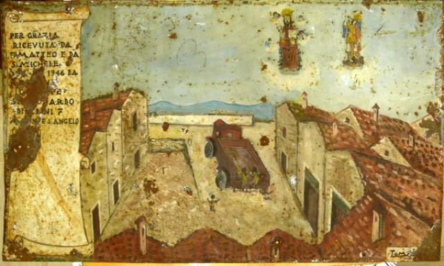 428 – SANTUARIO DI SAN MATTEO DEI FRATI MINORI SUL GARGANO