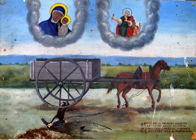 431 – SANTUARIO DI SAN MATTEO DEI FRATI MINORI SUL GARGANO