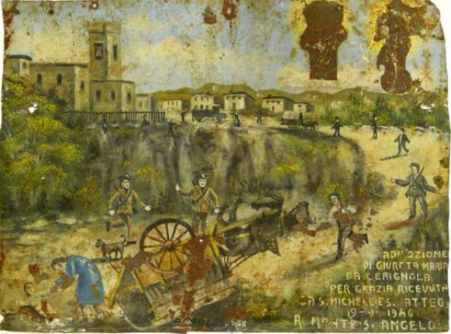 434 – SANTUARIO DI SAN MATTEO DEI FRATI MINORI SUL GARGANO