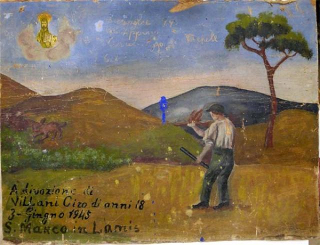 435 – SANTUARIO DI SAN MATTEO DEI FRATI MINORI SUL GARGANO