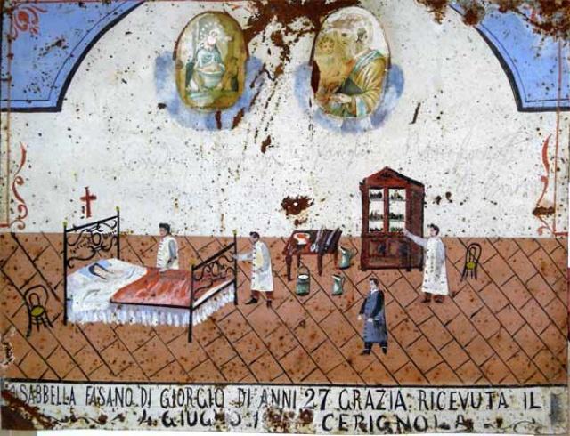 447 – SANTUARIO DI SAN MATTEO DEI FRATI MINORI SUL GARGANO