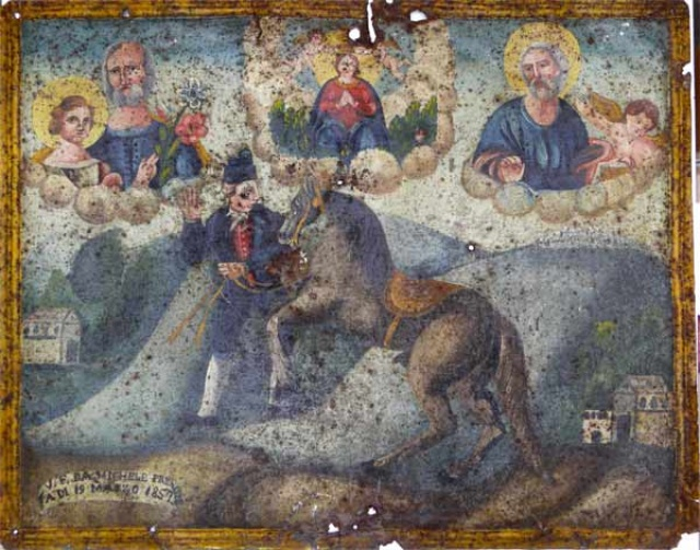 451 – SANTUARIO DI SAN MATTEO DEI FRATI MINORI SUL GARGANO