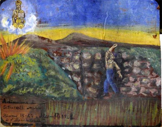 454 – SANTUARIO DI SAN MATTEO DEI FRATI MINORI SUL GARGANO