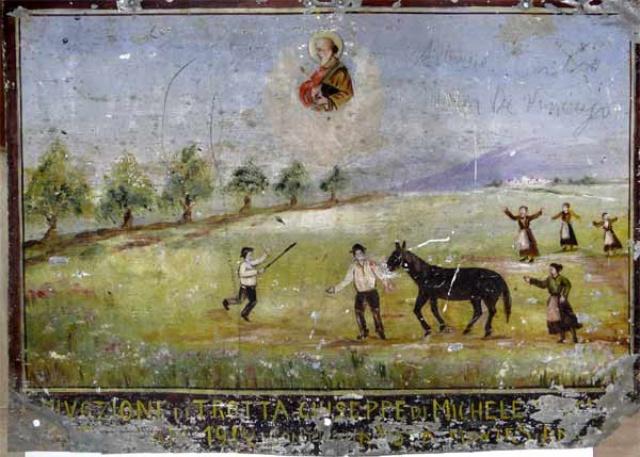 458 – SANTUARIO DI SAN MATTEO DEI FRATI MINORI SUL GARGANO